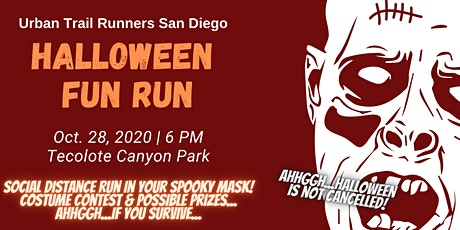 Halloween Is Not Canceled Fun Run tickets