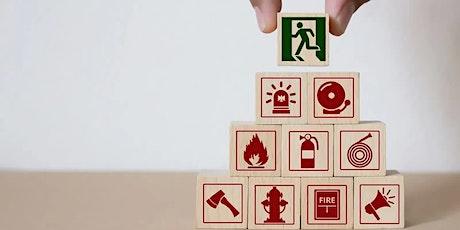 Aggiornamento Prevenzione Incendi - 40 ore biglietti