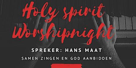 Worshipnight Nunspeet & Hans Maat 25 oktober 2020