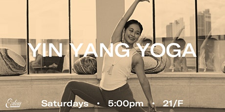 Yin Yang Yoga at Eaton HK
