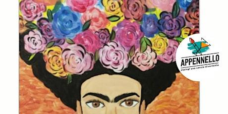 Como: Frida fiorita, un aperitivo Appennello biglietti