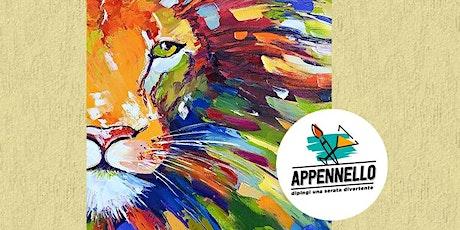 Verona: Lion King, un aperitivo Appennello biglietti