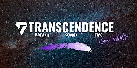 TRANSCENDENCE tickets