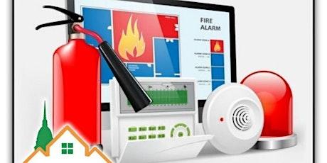 La progettazione antincendio secondo il nuovo codice - 8 ore biglietti