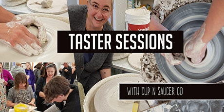Taster Session 1 with CupnSaucer Co tickets