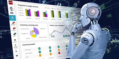 "WEBINAR ""INDUSTRIAL ARTIFICIAL INTELLIGENCE PER LA SUPPLY CHAIN"" – 21/10 tickets"