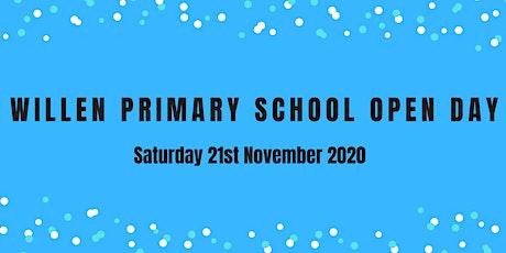 Willen Primary School Open Day - For School Starters September 2021 tickets