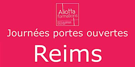 Journée portes ouvertes-Reims Hôtel Mercure billets
