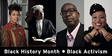 THRIVE Hachette's Black History Month - Black Activism tickets