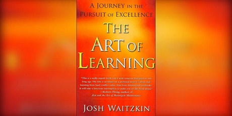 Book Review & Discussion : The Art of Learning tickets