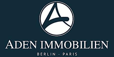 """Berlin: comprendre le plafonnement des loyers, """"Mietendeckel"""" - webinar billets"""