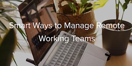SMART ways to manage remote teams tickets