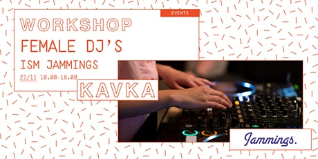 Workshop | Female dj's tickets