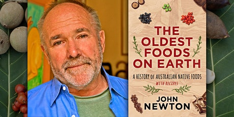 In conversation: John Newton  on The Oldest Foods on Earth tickets