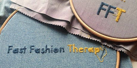 Online Mend-a-long - Repair and refashion your clothes tickets
