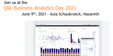 Qlik Business Analytics Day 2021 tickets