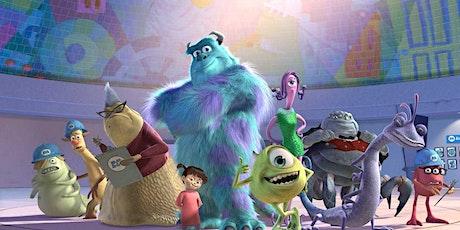 Film Screening: Monsters, Inc (U) tickets