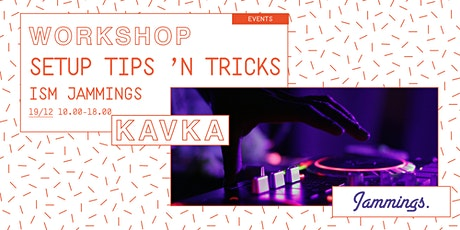 Workshop | Setup tips 'n tricks (Pioneer vs. Denon) tickets