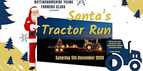 Notts YFC Santa's Tractor Run tickets