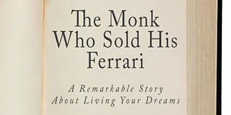 Book Review & Discussion : The Monk Who Sold His Ferrari tickets