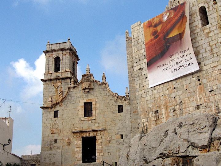 Imagen de Free tour Historia, misterio y cine en la ciudad de Peñíscola
