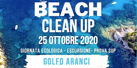 Beach Clean Up - Golfo Aranci biglietti
