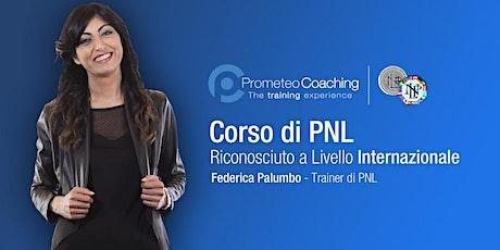 PNL Master Practitioner biglietti