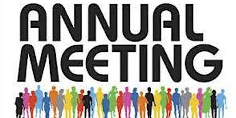 Annual Parochial Church Meeting tickets