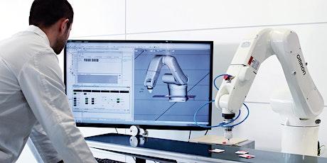 Generell Robotikk Workshop med Mechatronics Innovation Lab tickets