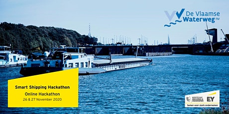 ONLINE Hackathon Smart Shipping | De Vlaamse Waterweg tickets