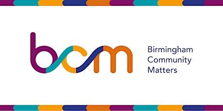 Partner's meeting - What's next?  Birmingham Community Matters tickets