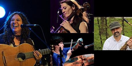 Käfertaler Kreativ Akademie 2020 | Zélia Fonseca Quartett Tickets