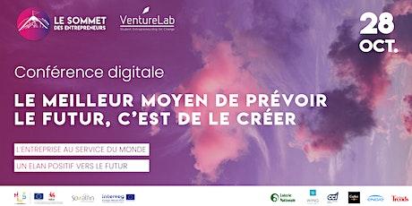 Conférence digitale du Sommet des Entrepreneurs billets