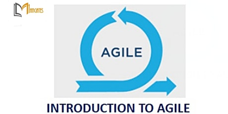 Introduction to Agile 1 Day Virtual Live Training in Washington, DC tickets