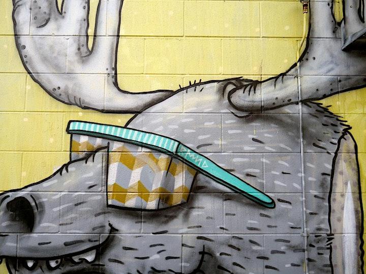 Street Art Tour - Newmarket image