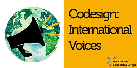 ACD Codesign : International Voices Conference tickets