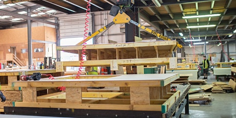 MMC and the Welsh timber frame industry: Part 2 tickets