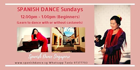Spanish Dance Sundays