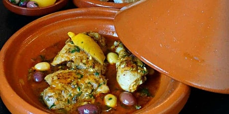 The Cuisine of Morocco tickets