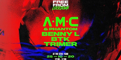 Free From Lockdown: A.M.C tickets