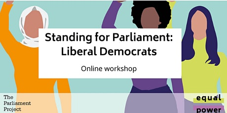 Standing for Parliament: Liberal Democrats tickets