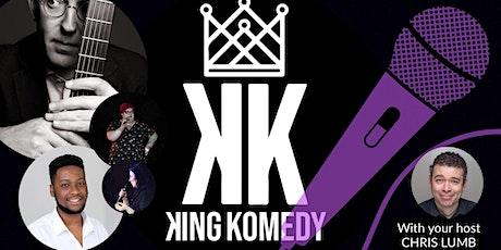 King Komedy! tickets