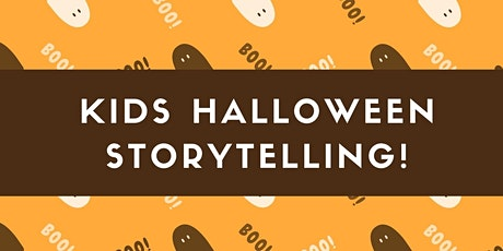 Kids Halloween Storytelling tickets