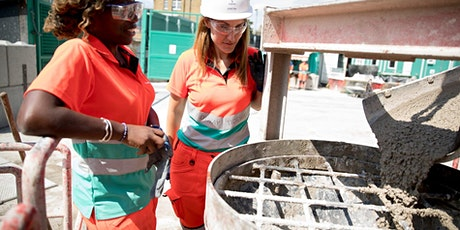 Women in Construction Taster Day Celebrates Black History Month tickets