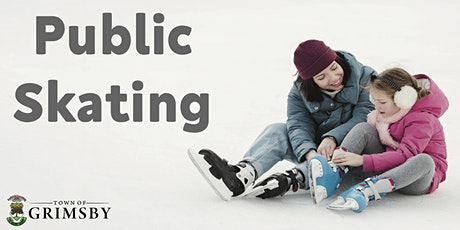 Public Skating tickets