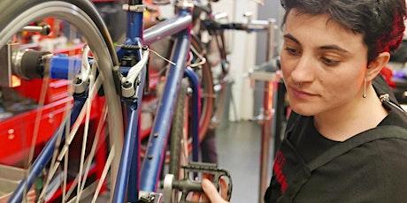 Basic cycle maintenance tickets