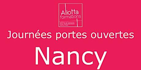 Journée portes ouvertes-Nancy Mercure centre gare - Annulée COVID billets