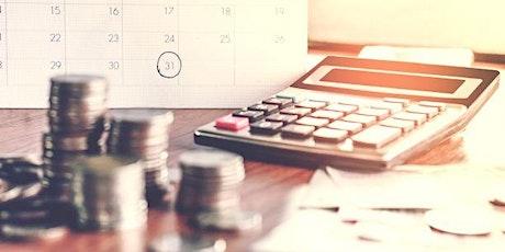 Accounting Clinic: 1-1 Advice - 4 November 2020 tickets
