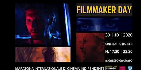 FilmmakerDay Torino - Maratona internazionale gratuita di cinema indie biglietti