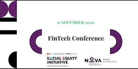 BPI-Fundação La Caixa & Nova SBE FinTech Conference Tickets